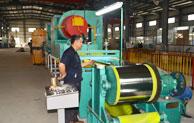 揭秘:鑫发不锈钢带生产设备之<<连续光亮式退火炉>>