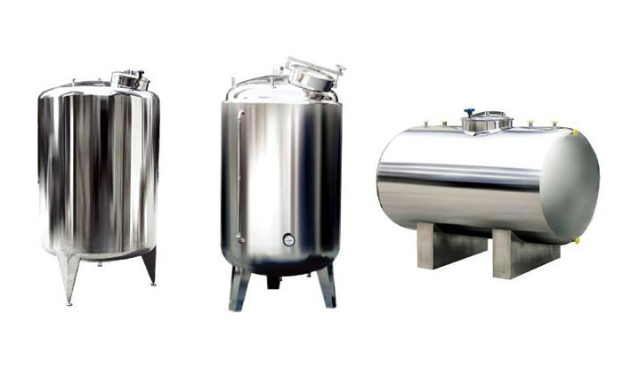 用不锈钢制储罐存储液体有什么优势呢?