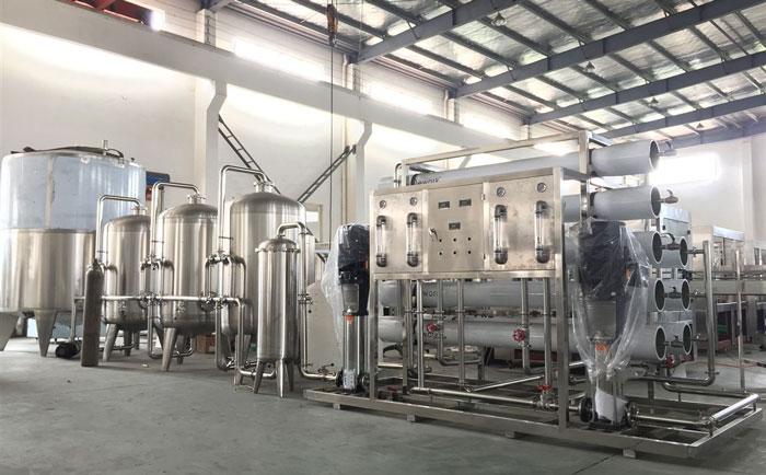 不锈钢304用作制水设备,会影响制水品质吗?