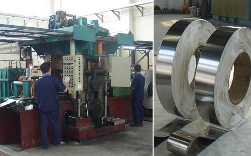 鑫发知识普及,不锈钢精密带钢应用