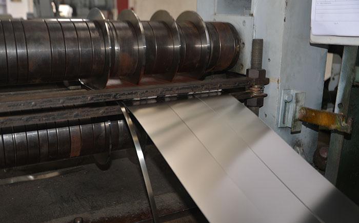 影响钢带分条品质的因素